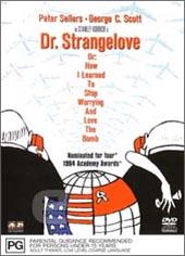 Dr Strangelove on DVD
