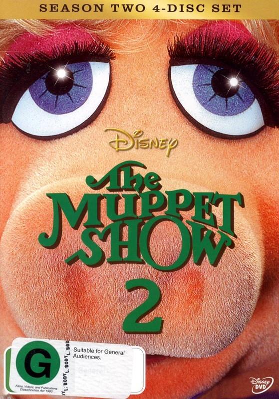 The Muppet Show - Season 2 on DVD