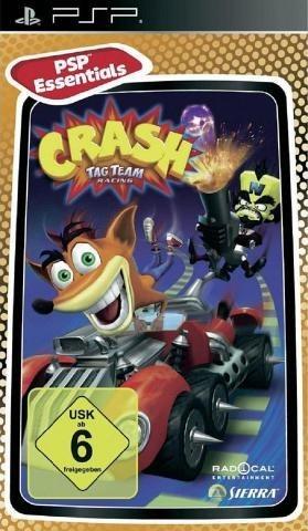 Crash Tag Team Racing (Essentials) for PSP