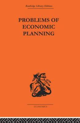 Politics of Economic Planning by E.F.M. Durbin image