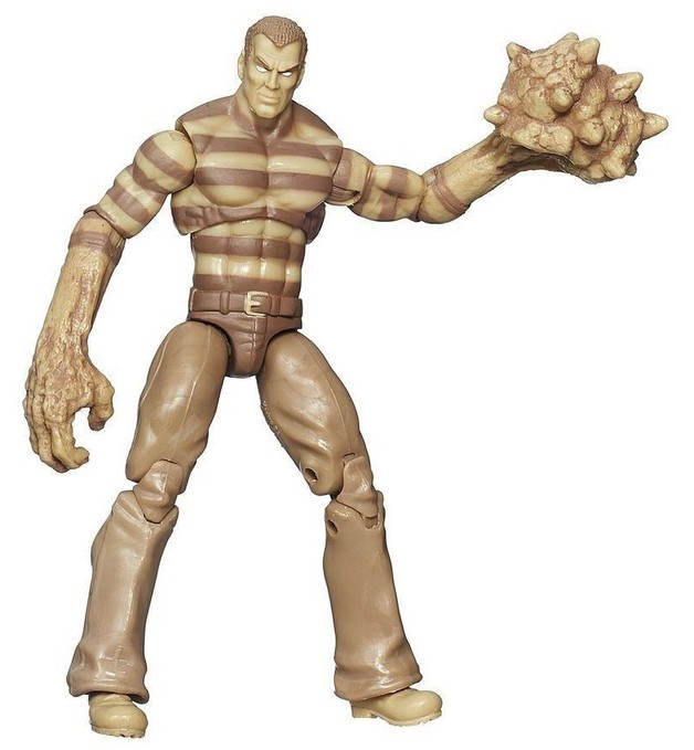 Marvel Infinite Action Figure Sandman 3.75""