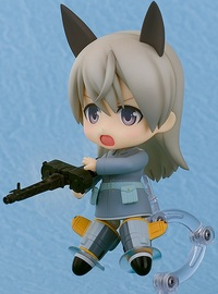 Strike Witches: Nendoroid Eila Ilmatar Juutilainen- Articulated Figure
