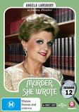 Murder, She Wrote: Season 12 on DVD