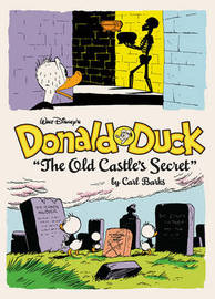 Walt Disney's Donald Duck: 'the Old Castle's Secret' by Carl Barks