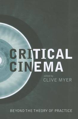 Critical Cinema by Clive Myer image