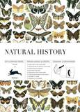 Pepin: Gift and Creative Papers Book - Natural History by Pepin Van Roojen
