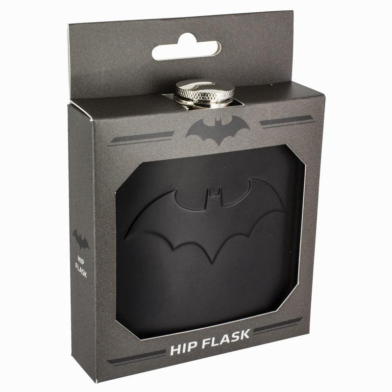 Batman Hip Flask image