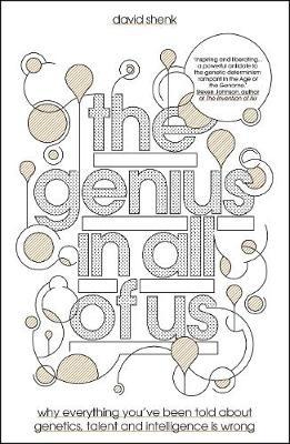 The Genius in All of Us by David Shenk image