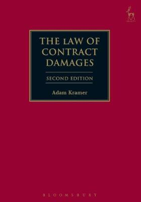 The Law of Contract Damages by Adam Kramer image