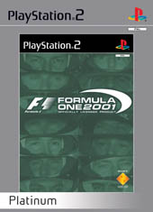Formula One 2001 for PlayStation 2