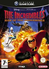 The Incredibles: Rise of the Underminer for GameCube