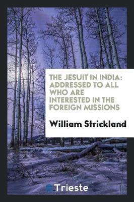 The Jesuit in India by William Strickland image