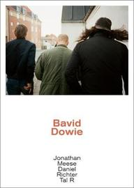 Bavid Dowie by Jonathan Meese image