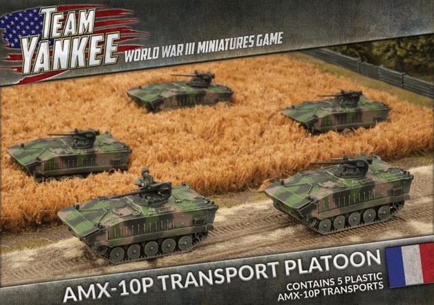 Team Yankee: AMX-10P Transport Platoon