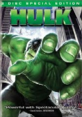 The Hulk (Two-Disc) on DVD