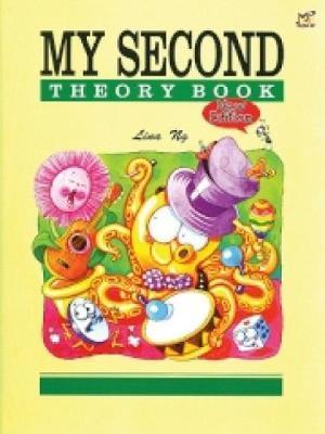 My Second Theory Book by Lina Ng