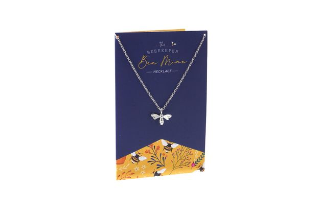 Bee Mine Necklace & Card