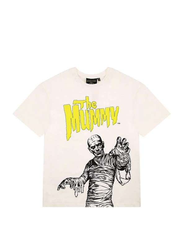 Criminal Damage: Universal Monsters Mummy Tee - Large