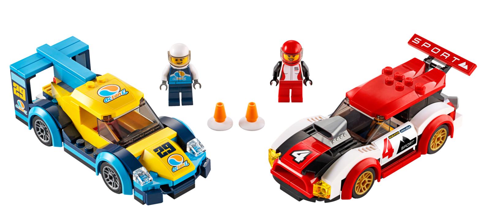 LEGO City: Racing Cars - (60256) image