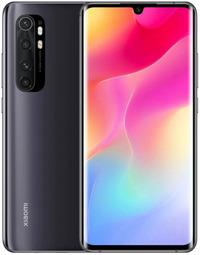 Xiaomi: Note 10 Lite (128GB/6GB RAM) - Midnight Black image