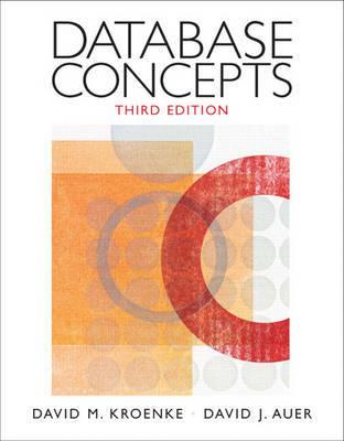 Database Concepts by David M. Kroenke image