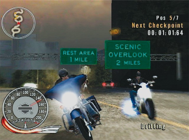 Harley Davidson: Race to the Rally for PC Games image