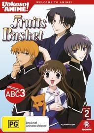 Fruits Basket - Volume 2 (Yokoso Anime Edition) on DVD