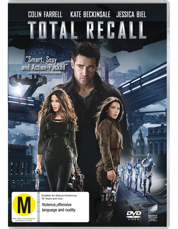 Total Recall on DVD
