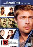 The Brad Pitt Collection: Mr & Mrs Smith / Thelma and Louise / Fight Club (3 Disc Set) DVD