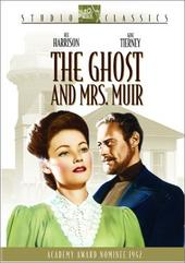 The Ghost And Mrs Muir on DVD