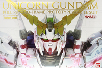 PG 1/60 RX-0 Unicorn Gundam - Model Kit