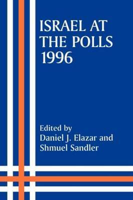 Israel at the Polls, 1996 image