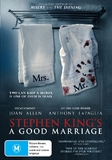 A Good Marriage on DVD