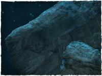 DeepCut Studio Asteroid Field Neoprene Mat (3x3) image