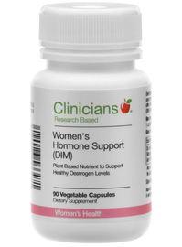Clinicians Women's Hormone Support [DIM] (90 Capsules)