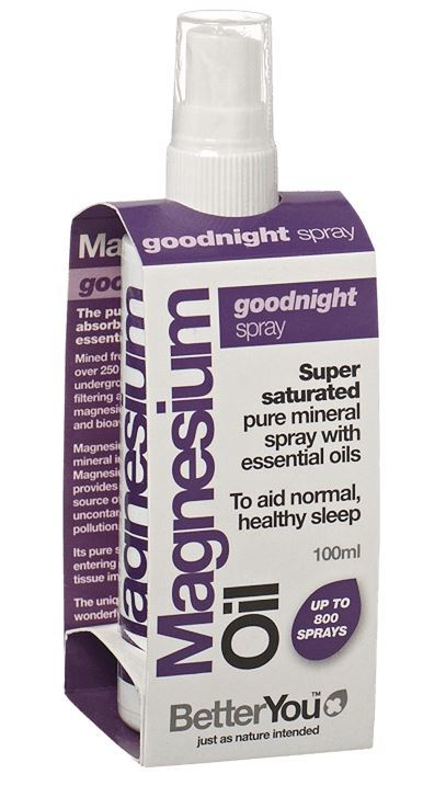 Better You Magnesium Oil Goodnight Spray (100ml)