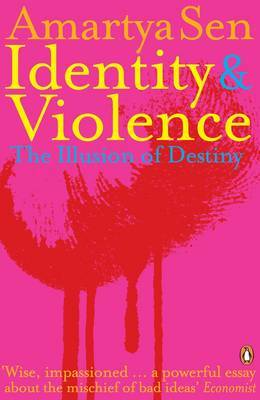 Identity and Violence by Amartya Sen image