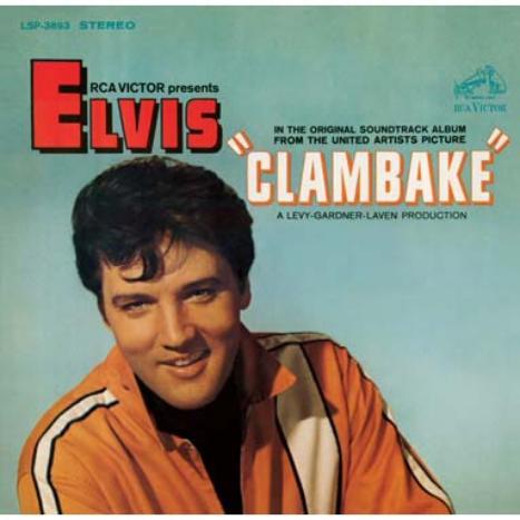 Clambake: Original Soundtrack by Elvis Presley image