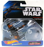Hot Wheels: Star Wars Rogue One Starship - Poe's X-Wing Fighter