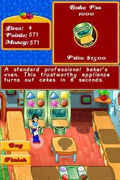 Cake Mania for Nintendo DS image