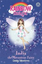 India the Moonstone Fairy (Rainbow Magic #22 - Jewel Fairies series) by Daisy Meadows