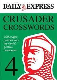 The Daily Express: Crusader Crosswords 4 image