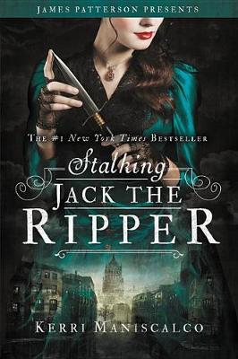 Stalking Jack the Ripper by Kerri Maniscalco image