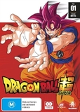 Dragon Ball Super: Part 1 (Eps 1-13) on DVD
