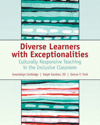 Diverse Learners with Exceptionalities by Gwendolyn Cartledge image