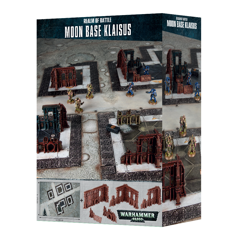 Warhammer 40,000: Realm of Battle - Moon Base Klaisus image
