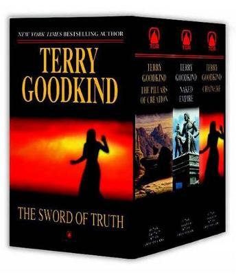 The Sword of Truth Boxed Set III (Books 7-9) by Terry Goodkind image