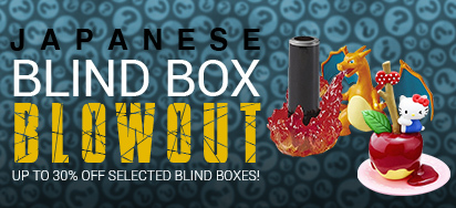 Japanese Blind Box Blowout!
