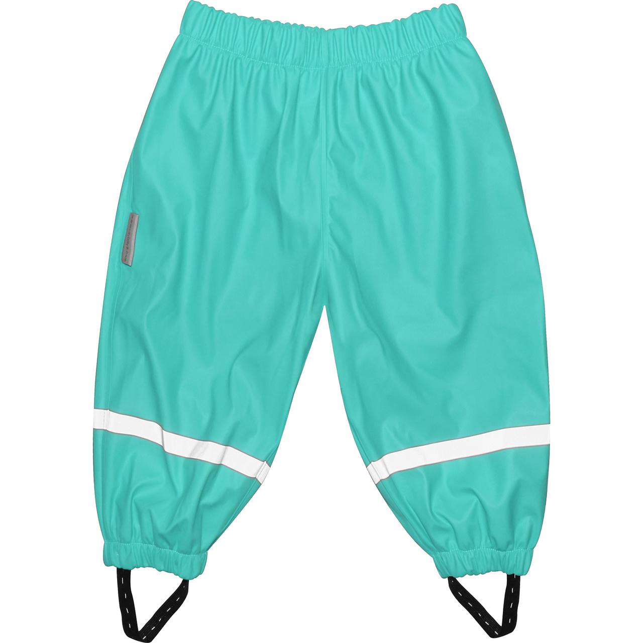 Silly Billyz Waterproof Pants - Aqua (3-4 Yrs) image
