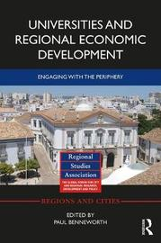 Universities and Regional Economic Development